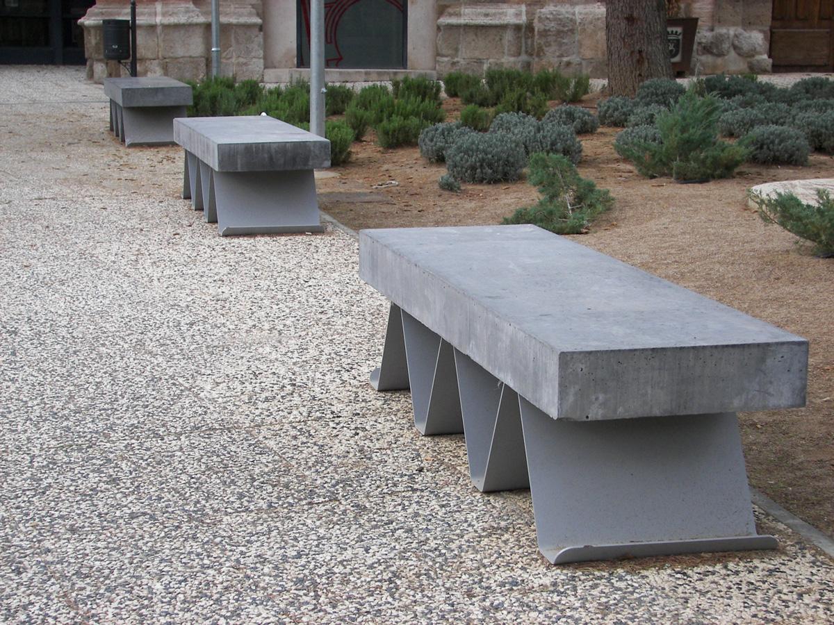 Dise o de mobiliario urbano ironland spain l nea dise o for Mobiliario de diseno