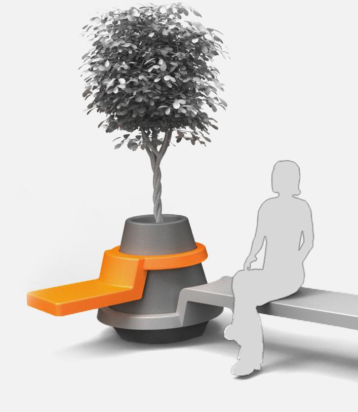 Dise o de mobiliario urbano ironland l nea dise o for Diseno industrial mobiliario